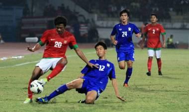 Jadwal Siaran Langsung Timnas U-23 Indonesia Vs Thailand - Asian Games 2018