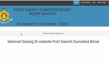 Download aplikasi Pengaduan masyarakat berbasis Web