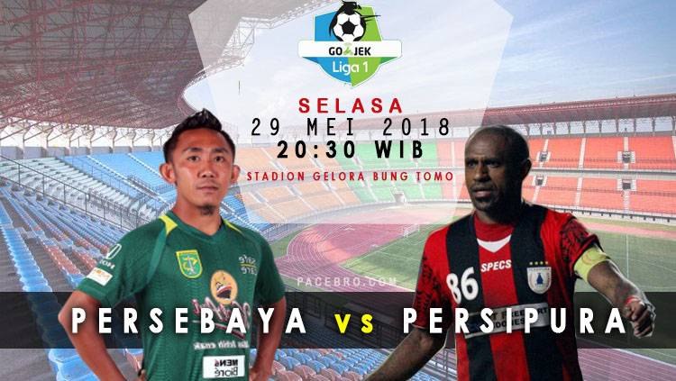 Prediksi Persebaya vs Persipura Liga 1