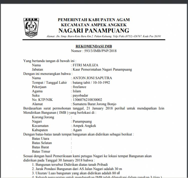 Aplikasi Perizinan Online