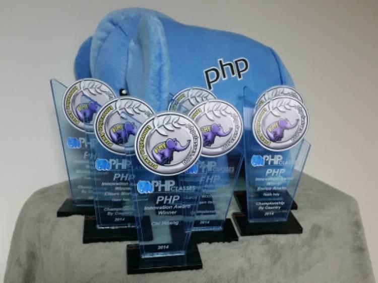 Bantu Indonesia memenangkan Kejuaraan Penghargaan Inovasi PHP 2018
