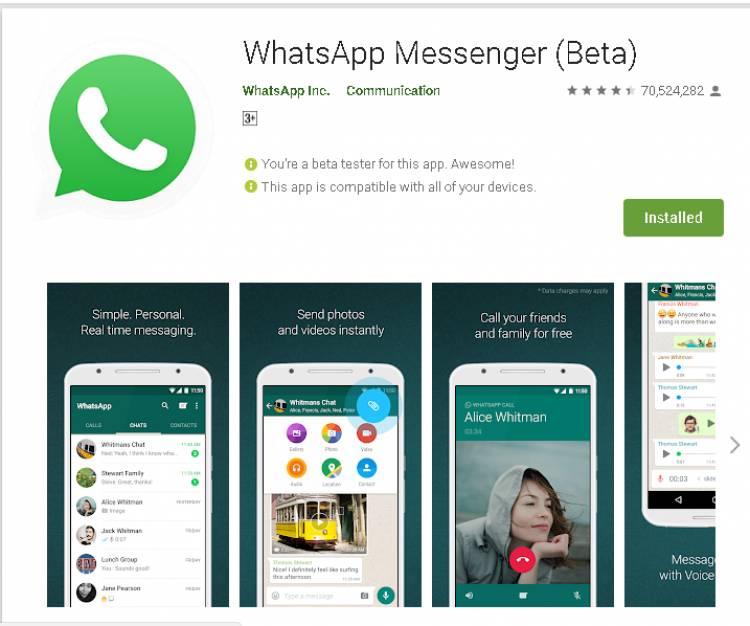 3 Fitur Baru Whatsapp Dalam Versi Beta
