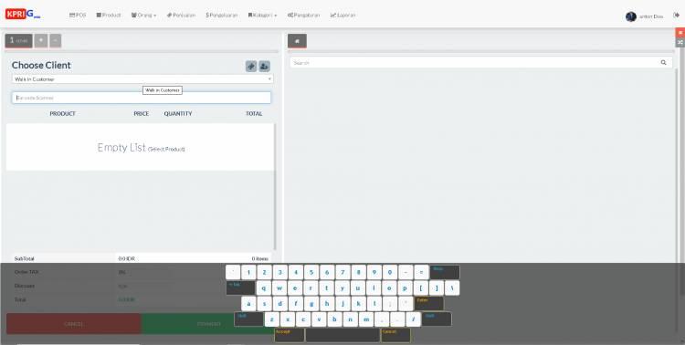GRATIS Aplikasi Penjualan / POS Fitur Lengkap